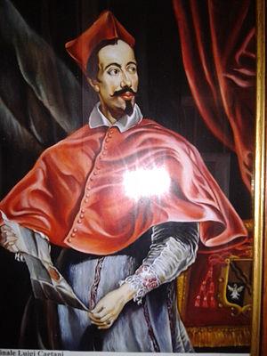 Luigi Caetani - Luigi Caetani, cardinal