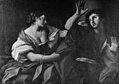Carlo Cignani - Joseph and Potiphar's Wife - KMSsp129 - Statens Museum for Kunst.jpg