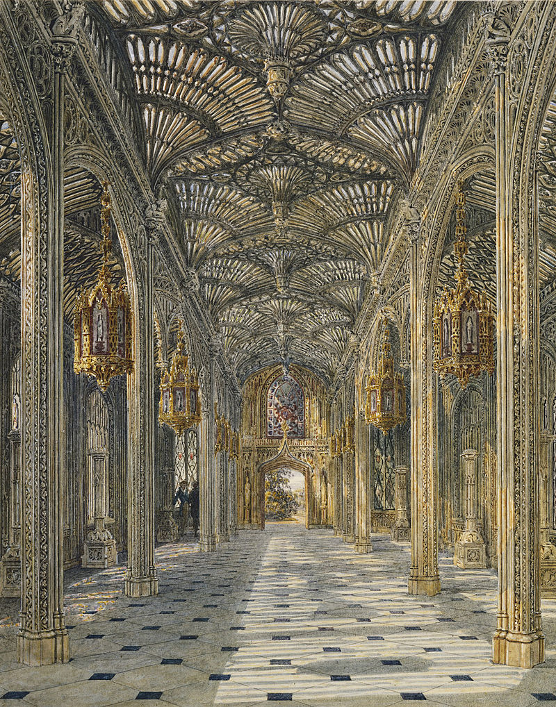 Carlton House, Conservatory, by Charles Wild, 1817 - royal coll 922191 313735 ORI 2.jpg