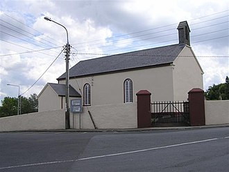 Carndonagh - Image: Carndonagh Church of Ireland geograph.org.uk 1359846