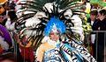Carnival in Valletta - African costume 03.jpg