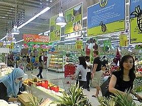 Carrefour, Bangkok