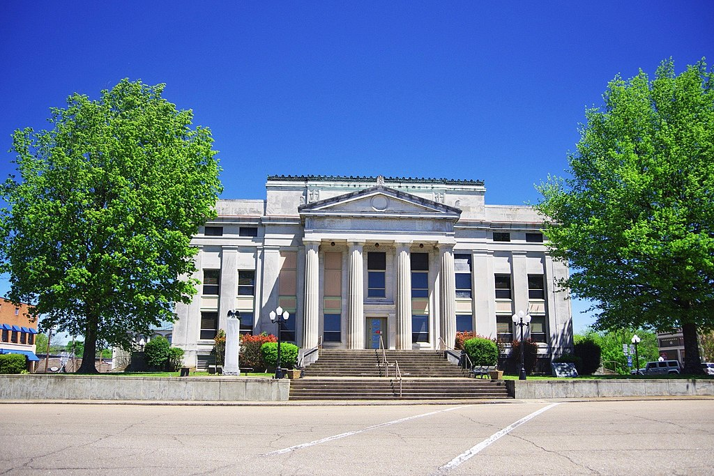 File:Carroll-County-Courthouse-tn jpg - Wikimedia Commons
