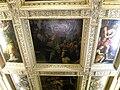Casa buonarroti, galleria, soffitto 01, Nicodemo Ferrucci, Gli artisti fiorentini che studiano le opere di Michelangelo.jpg