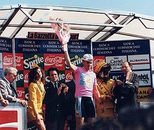 1991 Giro d'Italia - Image: Casado (cropped)