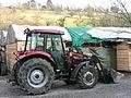 Case Traktor mit Stoll Robust F10 Frontlader.JPG