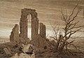 Caspar David Friedrich - Klosterruine am Meer (1803).jpg