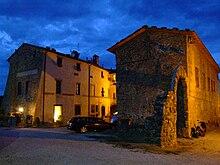 Castello di Migliano, antico feudo dei Conti di Marsciano