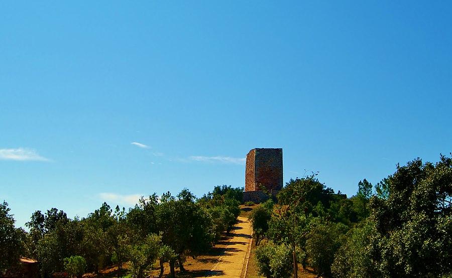 Castle of Ródão