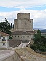 Castillo de Enrique II. Vista de la Torre del Homenaje desde la muralla (oeste).jpg
