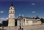 Site #541: Vilnius Historic Centre (Lithuania).