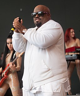 CeeLo Green American singer, songwriter, rapper, and record producer