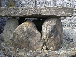 8. Listoghil, Ireland, 3550 B.C