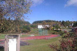 Bugeat - Sports centre