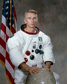 Image result for Image of EUGENE CERNAN