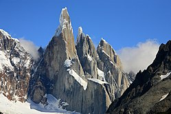 Formidable Cerro Torre