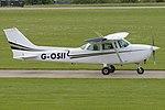 Cessna 172N Skyhawk 'G-OSII' (41116627454).jpg