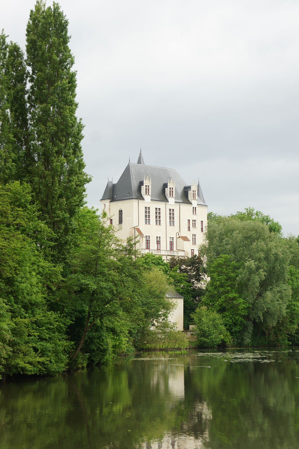 Beau Dessin à Imprimer Chateau fort