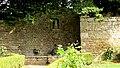 Château de Tocqueville - Petit jardin de devant.JPG