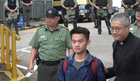 Chan Tong-kai is released from prison 20191023.png