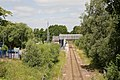 Chandler's Ford Railway Station and line to Romsey - geograph.org.uk - 864082.jpg
