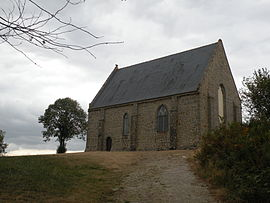 The Chapel of Saint-Michel of Montaigu