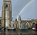 Charles Church (rainbow), Plymouth.jpg