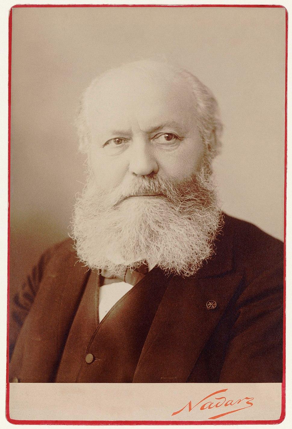 Charles Gounod (1890) by Nadar