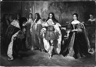 Anno 1691. Godard van Rheede wordt tot graaf van Athlone verheven