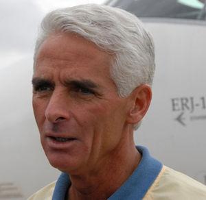 Charlie Crist - Crist in Brazil, 2007