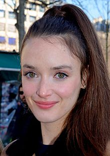 Charlotte Le Bon - the beautiful, attractive, clever,  actress, TV Presenter, model,   with Canadian roots in 2019