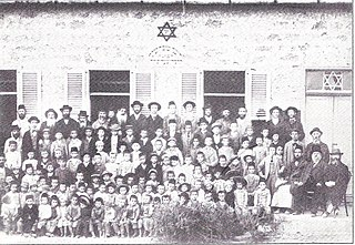 Cheder traditional school of Judaism and Hebrew