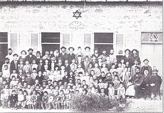 Cheder - Cheder in Jaffa, 1890s