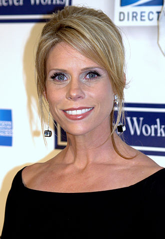 Curb Your Enthusiasm - Image: Cheryl Hines at the Tribeca Film Festival