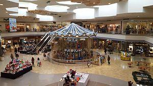 Chesterfield Mall - Image: Chesterfield Mall, Chesterfield, Missouri