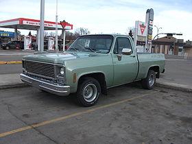Chevrolet Ck Wikipédia