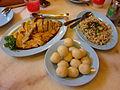 Chicken rice balls in Melaka.jpg
