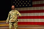 Chief Master Sgt. of the Air Force visit USASMA DSC 0008 (37277545180).jpg