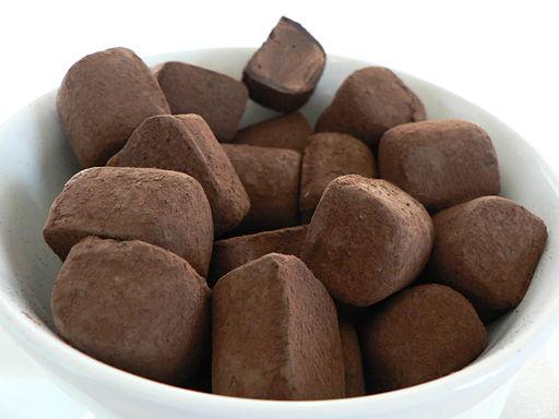 Chocoladetruffels Lindt