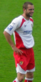 Chris Beardsley York City v. Stevenage Borough 03-10-09 1.png