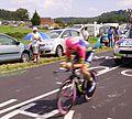 Chris Horner, 2014 Tour de France, Stage 20.jpg