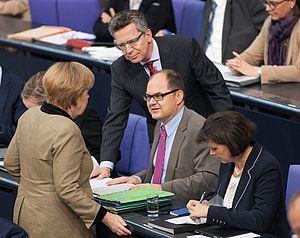 Christian Schmidt (politician) - Christian Schmidt at German Parliament
