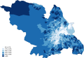 Christianity Sheffield 2011 census.png