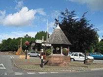 Christleton Village - geograph.org.uk - 497372.jpg