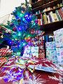 Christmas presents under the tree (11483643543).jpg