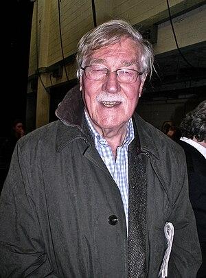 Christopher Morahan - Christopher Morahan at the National Theatre Studio, November 2010