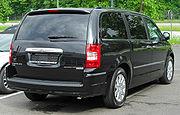 Chrysler Grand Voyager V rear 20100508.jpg