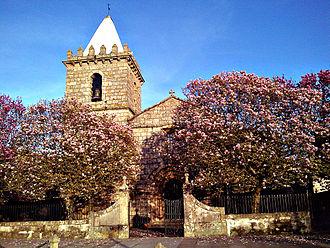 Maia, Portugal - Nossa Senhora do Ó Church