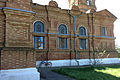 Church gallery in Sandata village, Rostov-on-Don region, Russia.jpg