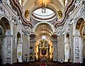 Church of St. Anne (interior), 13 sw. Anny street, Old Town, Krakow, Poland.jpg
